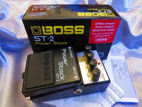 Boss St2 Power Stack Distortion .. Mxr Fulltone Fire Ds1 Md2