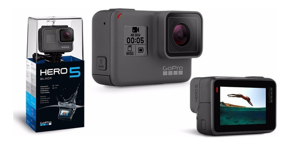 Go Pro Hero5 Black Camera