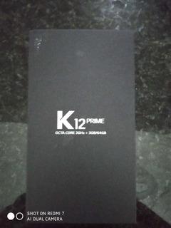 Celular Lg K12prime 64 Gb