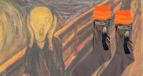 Calcetines Unisex Obras De Arte Pintura Cuadros Van Gogh