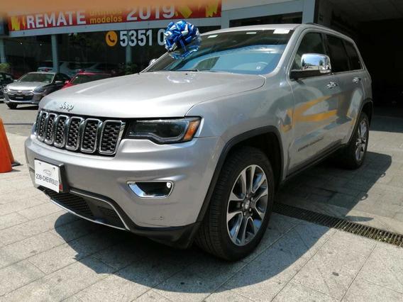 Jeep Grand Cherokee 3.7 Limited 3.6 4x2 2018 Somos Agencia