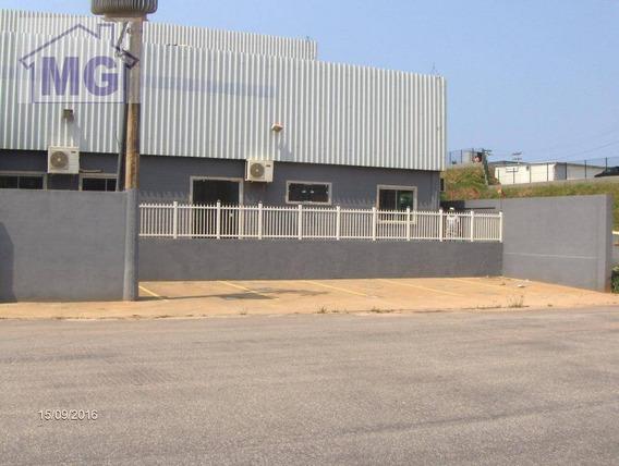 Galpão Industrial Para Locação, Imboassica, Macaé. - Ga0030
