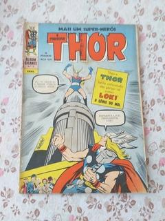 Abum Gigante Thor Nº2 Ebal