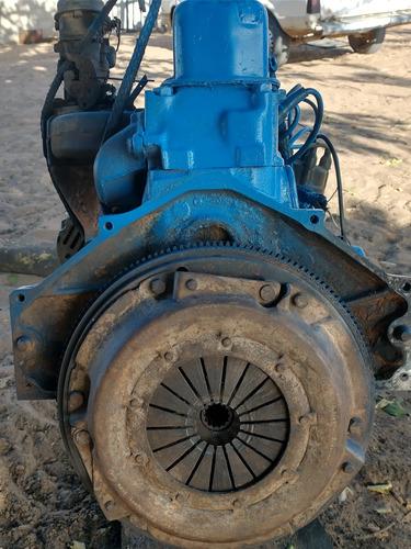 Imagem 1 de 3 de Motor De Opala