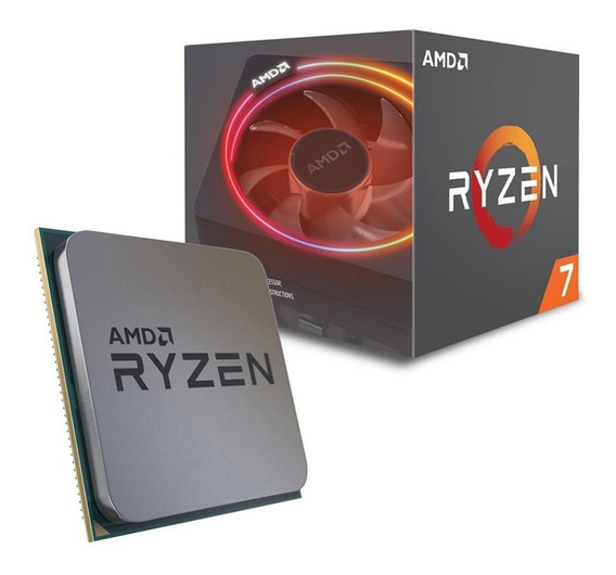 Micro Procesador Ryzen 7 2700x Amd Pinnacle 4.3ghz Octacore