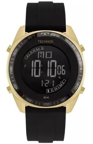 Relógio Technos Masculino Digital Bj3373ac/8p Original