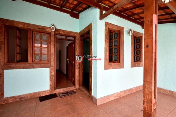 Casa Com 03 Quartos Para Alugar No Santa Amélia - 5779