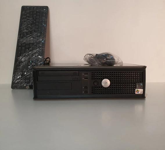 Cpu Dell Optiplex 330 Core2 Duo 4gb Hd 160gb