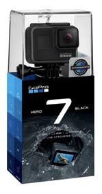 Câmera Digital Gopro Hero 7 Black 12mp Wi-fi 4k Promoção