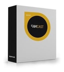 Sam Cast Build 54707 Pró - Envio Imediato
