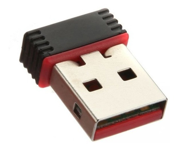 Adaptador Usb Wi-fi Nano Wireless Envio Gratis