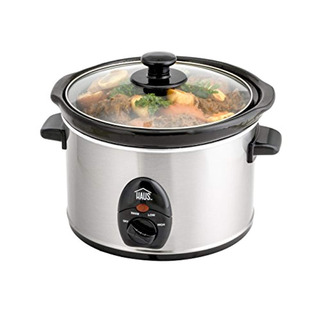 Haus Hsc 44235 Ss Programmable Slow Cooker