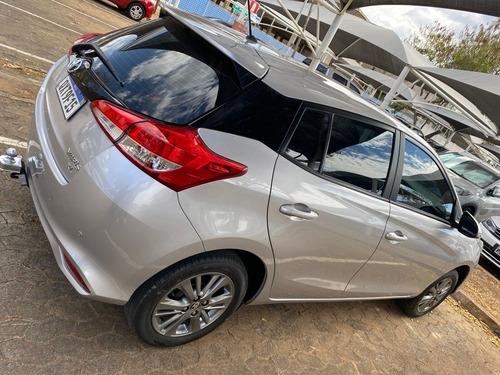 Imagem 1 de 11 de Toyota Yaris 1.5 Xl Plus Aut 5p