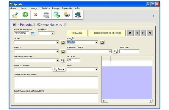 Programa Software Para Autopeças E Oficinas Mecânicas