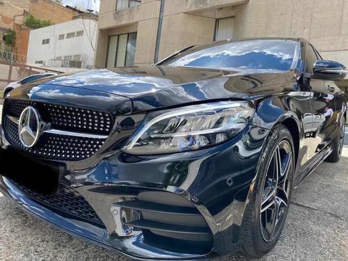 Mercedes-benz Classe C 2019 2.0 Sport Turbo 4p