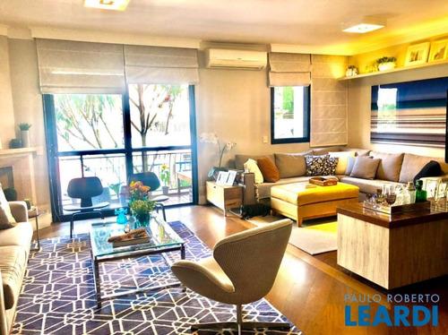 Imagem 1 de 15 de Apartamento - Real Parque  - Sp - 623928