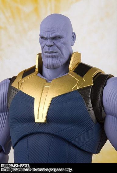 Thanos Sh Figuarts The Avengers Infinity War