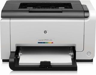 Impresora Hp Laserjet Cp1025nw Color