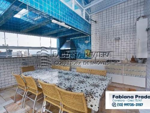 Cobertura Em Riviera, 186m², 4 Dormitórios ( 2 Suítes)