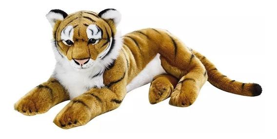 Pelúcia Tigre Grande - National Geographic - Original