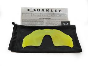 Mica De Reemplazo Para Oakley Radar Ev Path Color Yellow