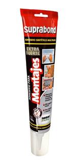 Adhesivo Montaje Extra Fuerte Pomo 150g Suprabond