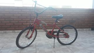 Bicicleta Infantil Bmx Vairo Rodado 20