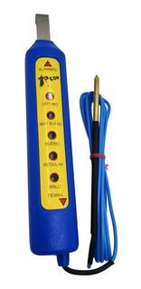 Voltímetro Medidor De Electrificador No Usa Pilas Peón