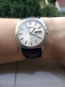 Raro Relógio Seiko 6319-8000 Automático + 2 Pulseiras