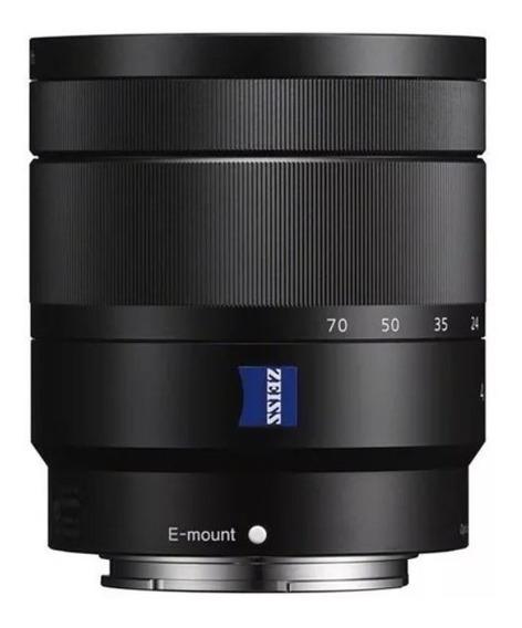 Lente Sony Vario-tessar T * E 16-70mm F/4