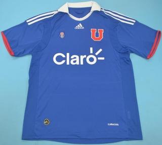 Camisa Retrô Universidad De Chile 2011 - Uniforme 1