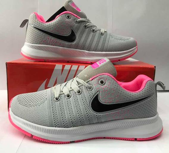 Zapato Nike Flyknit Lunar3 De Dama