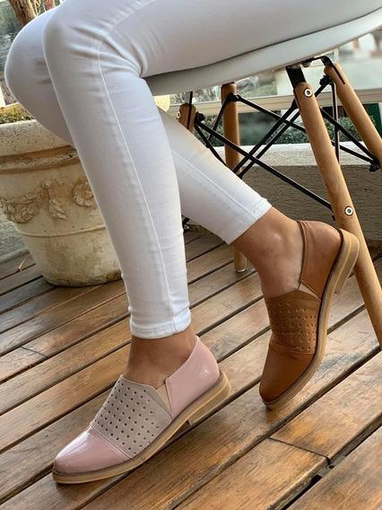 Promo 10% Off Renata Zapatos Mujer Chatitas Cerrados Primav