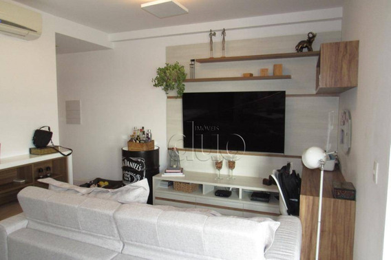 Apartamento Com 3 Dormitórios À Venda, 80 M² Por R$ 440.000 - Parque Santa Cecília - Piracicaba/sp - Ap3893