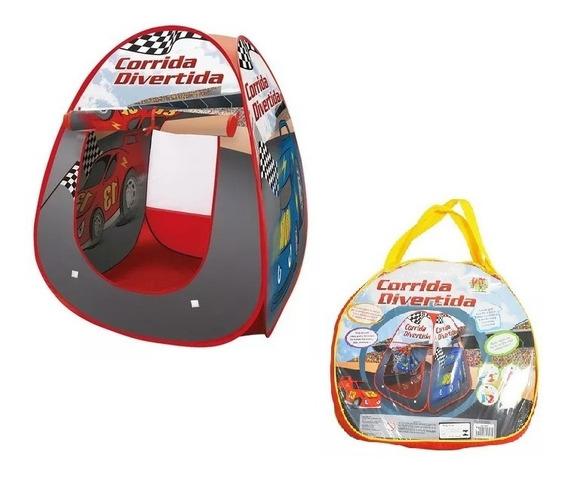Super Cabana Infantil Corrida Carros Meninos Grande Nova