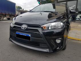 Toyota Yaris S Cvt 1.5 Año 2016 As Automobili