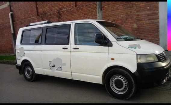 Volkswagen Combi Transporte T 5
