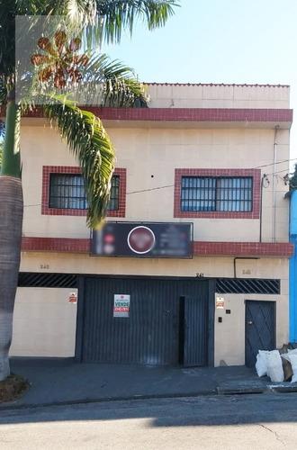 Imagem 1 de 1 de Salão + Residência Em Jardim Penha  -  São Paulo - 5717