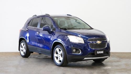 Chevrolet Tracker 1.8 Ltz+ Awd At 140cv - 147869 - C