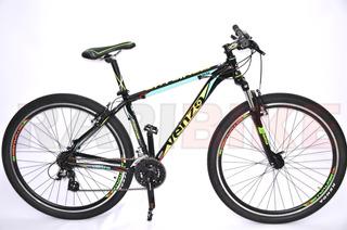 Bicicleta Venzo Skyline Rod 29 - 21 Vel Shimano + Inflador
