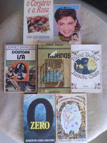 Coletânia 7 Livros Literatura/romance-raro/antigos-promoção