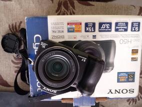 Maquina Fotográfica Camera Sony Dsc H50 Cyber Shot Digital