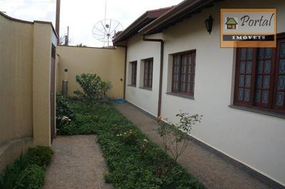 Casa Com 4 Dormitórios À Venda, 350 M² Por R$ 900.000 - Vila Tavares - Campo Limpo Paulista/sp - Ca0434