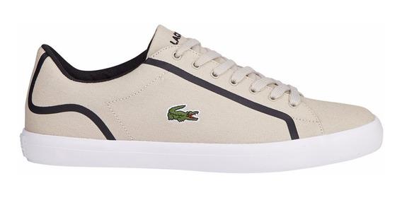 Tenis - Zapatos Lacoste Lerond Canvas New Originales