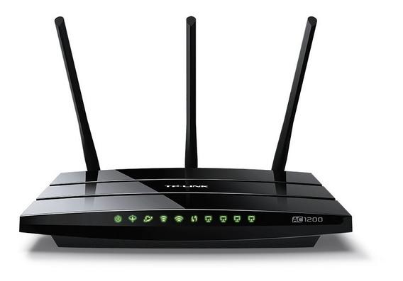 Modem Router Adsl Wifi Tp Link Archer Vr400 Dual Band