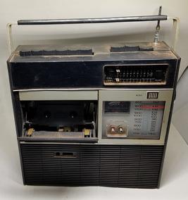 Rádio Am Fm Toca Fita Aiko Modelo Atpr 406 Frete Grátis
