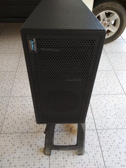 Gabinete De Audio Compacto 2 X 10 Line Array