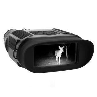 Visión Noche Binocular De Alto Definición De Aumento