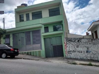 Sala Comercial Para Locação, Vila Matilde, São Paulo. - Sa0023