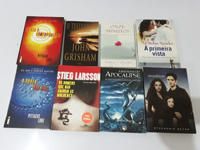 Kit 8 Livros De Romance - Conservados Ótimas Historias